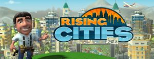 Rising Cities Browser oyunu