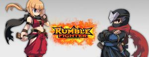 Rumble Fighter MMORPG oyunu