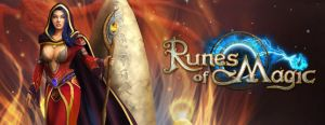 Runes of Magic Sava� oyunu