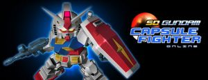 SD Gundam Capsule Fighter Online Savaş oyunu