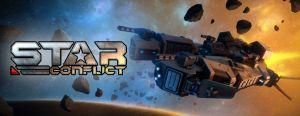 Star Conflict Bilimkurgu oyunu