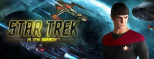 Star Trek: Alien Domain Sava� oyunu