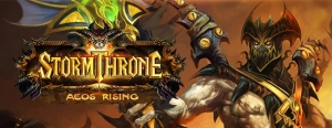 Stormthrone MMORPG oyunu