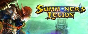 Summoner's Legion Strateji oyunu