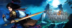 The Aurora World MMORPG oyunu