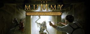 The Mummy Online Sava� oyunu