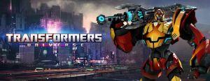 Transformers Universe MMORPG oyunu