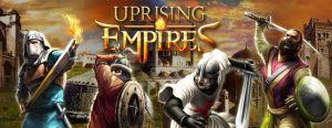 Uprising Empires Strateji oyunu