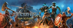 Vikings: War of Clans Browser oyunu