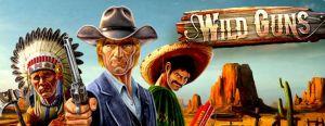 Wild Guns Savaş oyunu