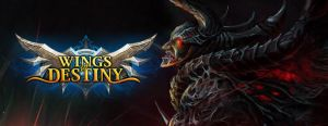 Wings of Destiny MMORPG oyunu