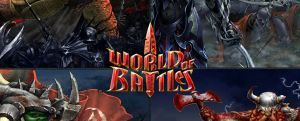 World of Battles Sava� oyunu