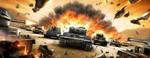World of Tanks MMOTPS oyunu