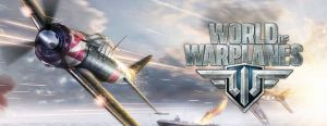 World of Warplanes MMO oyunu