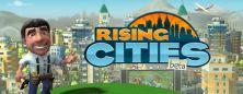 Rising Cities oyun videoları