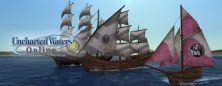 Uncharted Waters Online oyun videoları