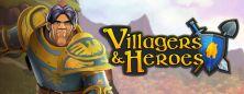 Villagers & Heroes oyun videoları
