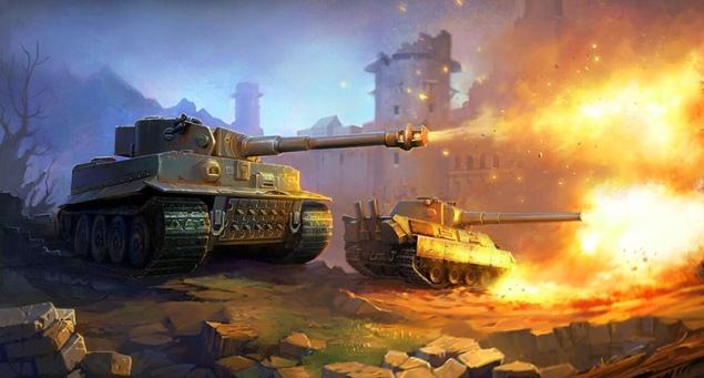 Mad Tanks