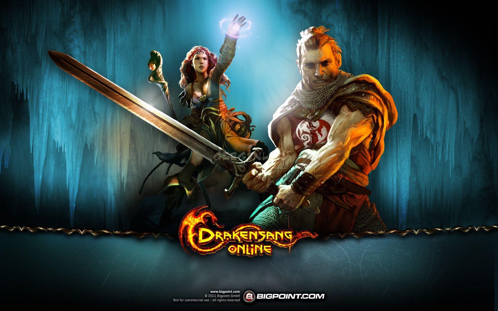 drakensang online drakensang efsanesinin ilk online oyunudur kahraman