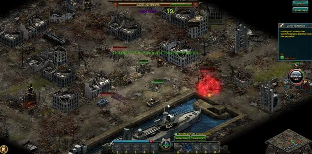 War2 Red Alert