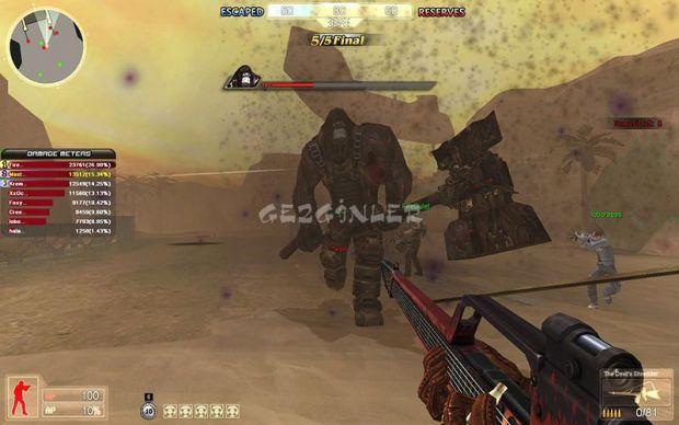 Mission Againts Terror