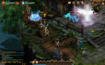 Wings of Destiny oyun resimleri
